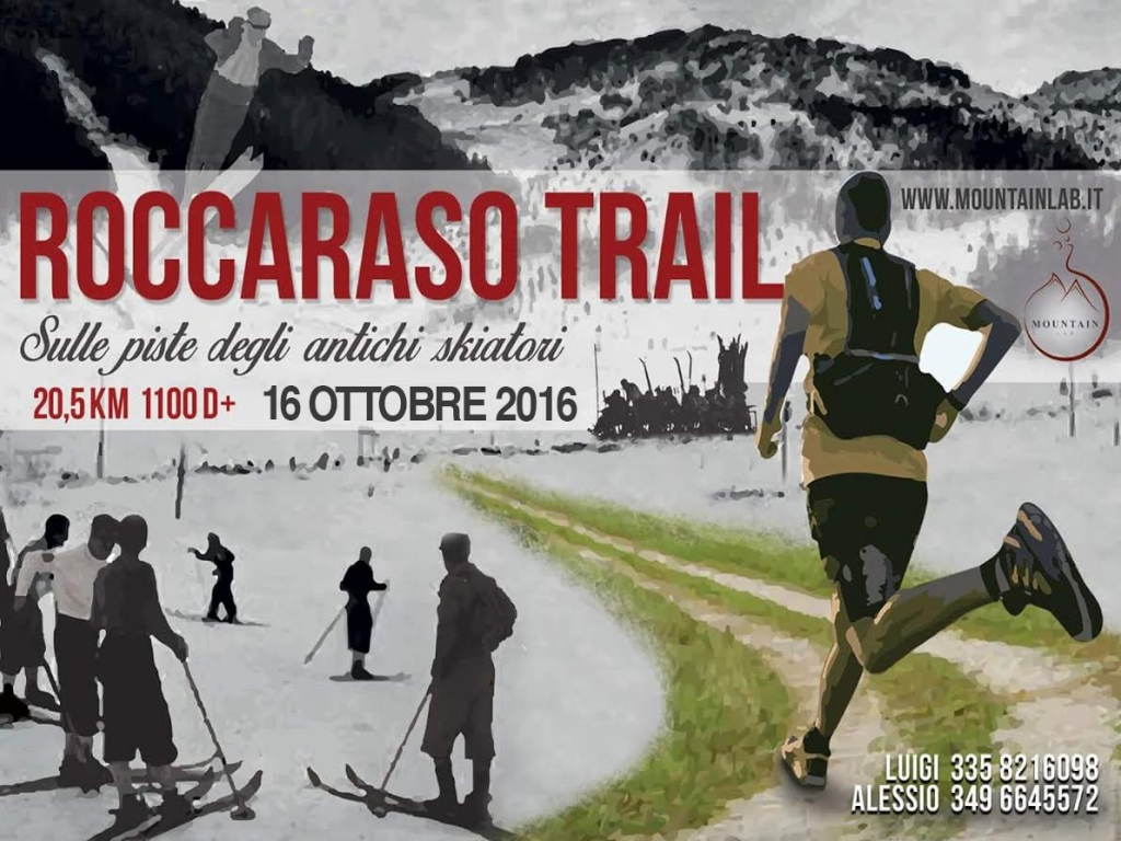 CLASSIFICHE ROCCARASO TRAIL 2016
