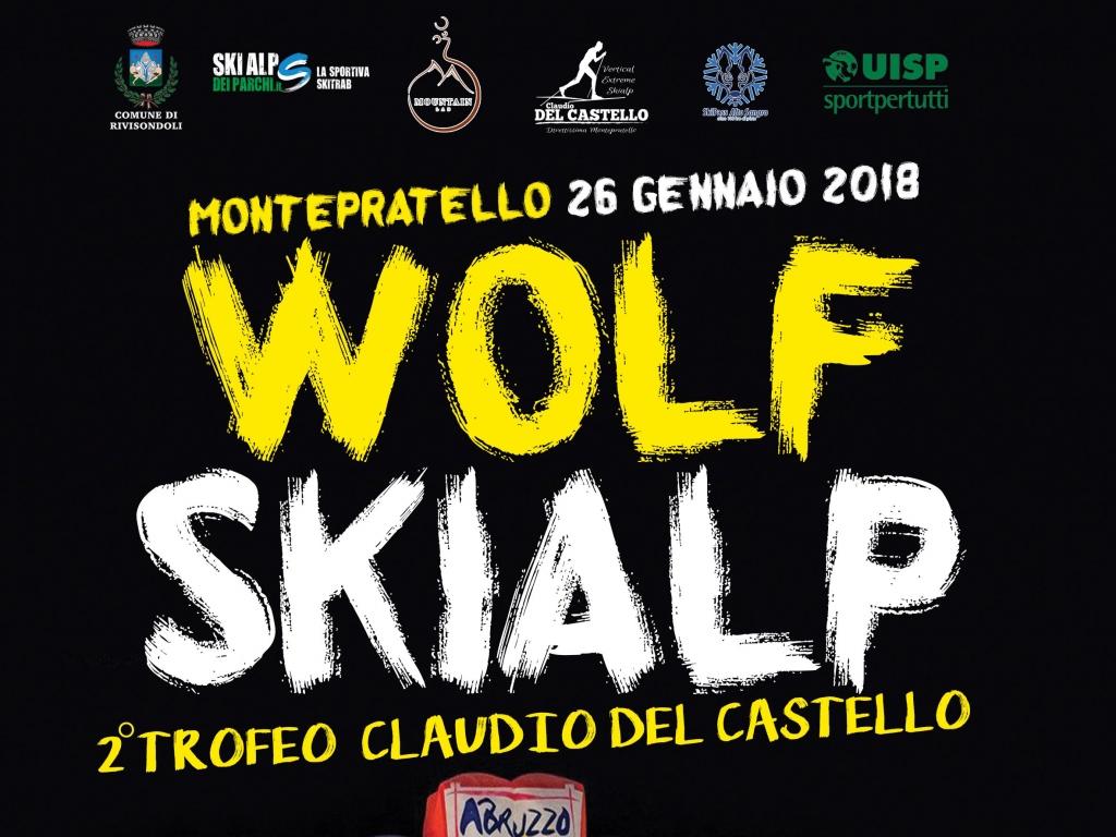 REGOLAMENTO WOLF SKIALP 2018