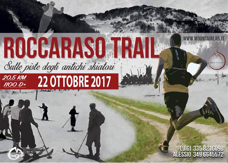 ROCCARASO TRAIL 2017 - ISCRIZIONI E REGOLAMENTO