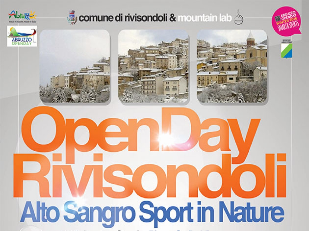 Rivisondoli Open Day Sport e Nature